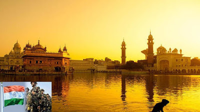 Indian Army's Attack On Golden Temple Comes To An End