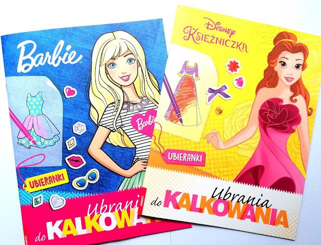 Barbie.Ubrania do kolorowania | Disney Księżniczka.Ubrania do kolorowania | Wydawnictwo AMEET