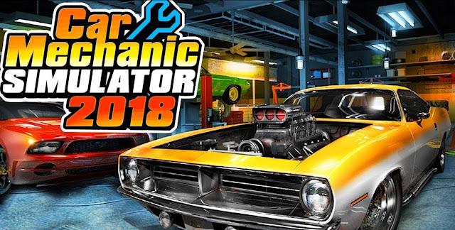تنزيل لعبة Car Mechanic Simulator