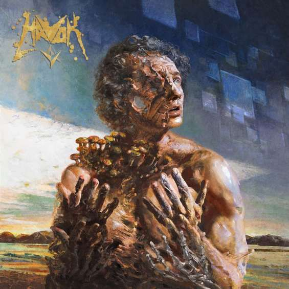 #CdReview: Havok - V (2020)