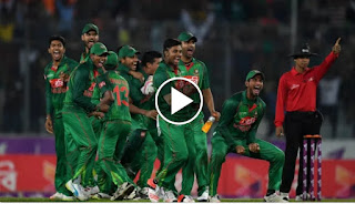 Cricket Highlights - Bangaladesh vs England 2nd ODI 2016