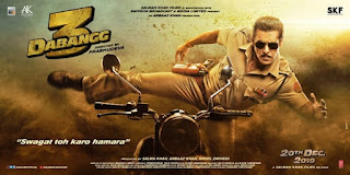 Dabangg 3 First Look Poster 4
