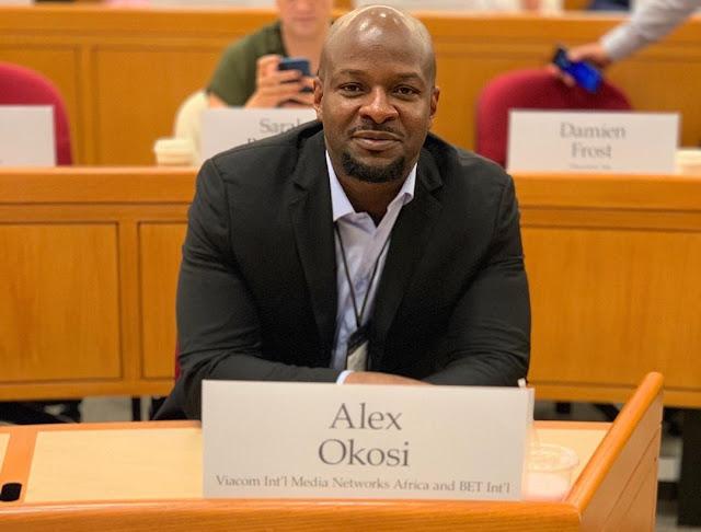 Alex Okosi Biography