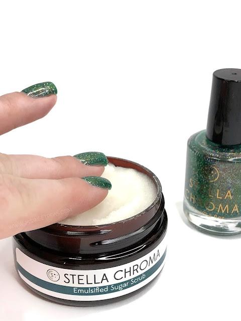 Stella Chroma Emulsified Sugar Scrub