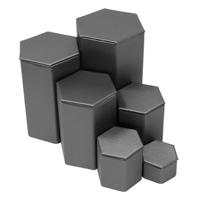 Nile Corp Wholesale #ST-3138R-SG Steel Gray Leatherette Risers Set