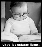chut les enfants lisent