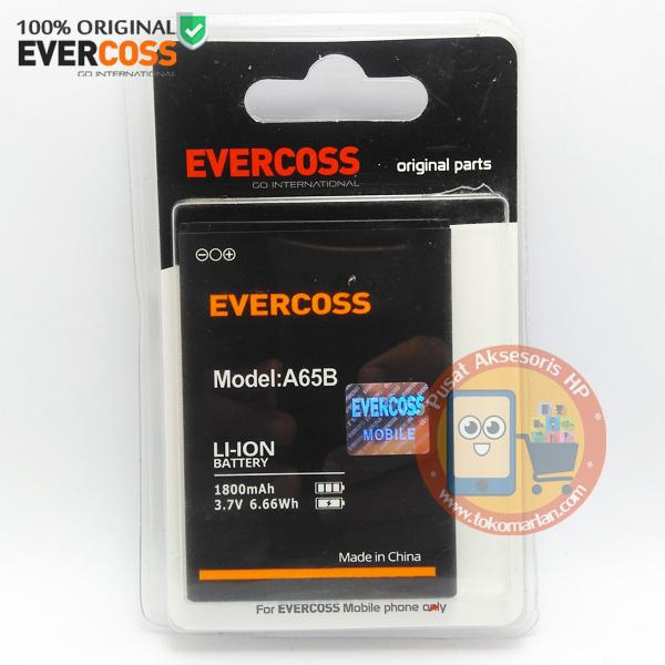 Jual Baterai Evercoss A65B Original 100%