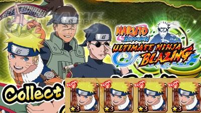image wallpaper naruto: Naruto Blazing