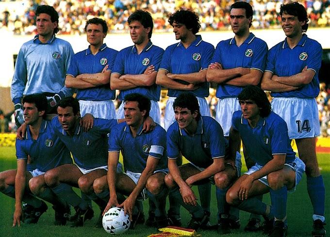 ITALIE 1986.