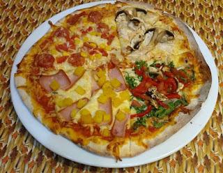 Pizzas Tradicionales