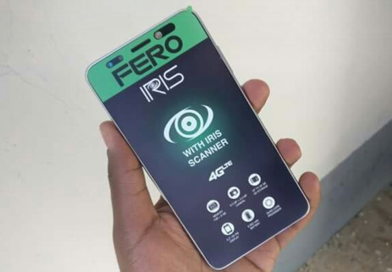 Image result for fero iris