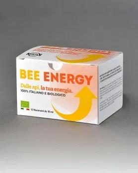 BEE ENERGY συμπλήρωμα διατροφής με βιολογικά συστατικά!