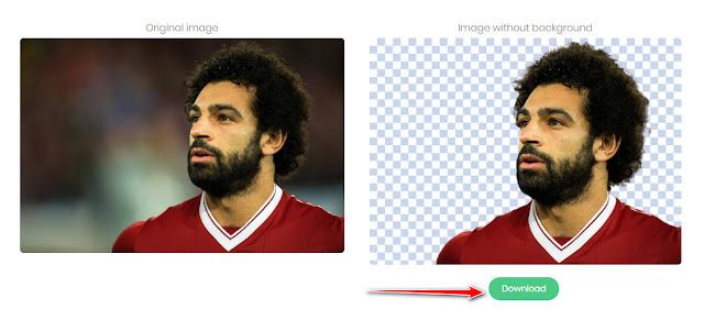 كيفية إزالة خلفية الصورة بضغة زر واحدة3