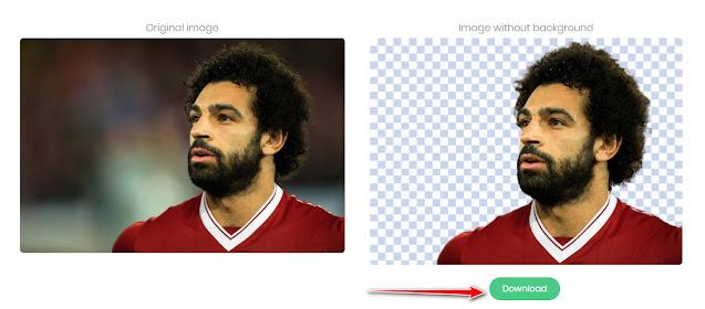 كيفية إزالة خلفية الصورة بضغة زر واحدة