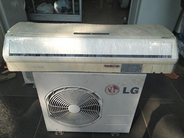 Jual Promo AC LG 0.5 PK 390 Watt Gratis Pasang