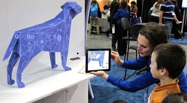 Begini cara kerja Augmented Reality atau AR