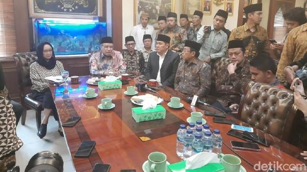 Bertemu Menlu Retno, PBNU Tegaskan Tolak Pemulangan WNI Eks ISIS