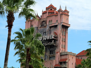 Tower of Terror at Hollywood Studios