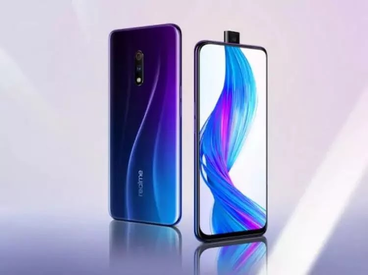 Realme X with SD 710 and 16MP Pop-up Camera Now Official
