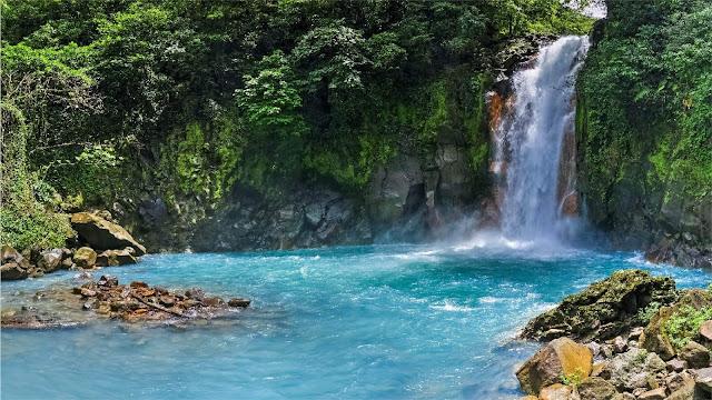 Lagoa azul rio celeste