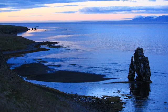 Hvítserkur, el troll de piedra de la península de Vatnsnes