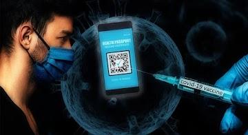 """Sobre a Ditadura sanitária — Passaportes de vacinas é um """"absurdo científico"""", alerta Professor de Harvard"""