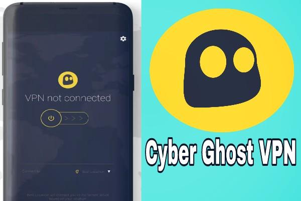 Aplikasi Cyberghost VPN Premium