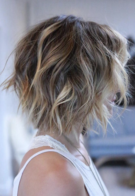 short hairstyles 2019 female