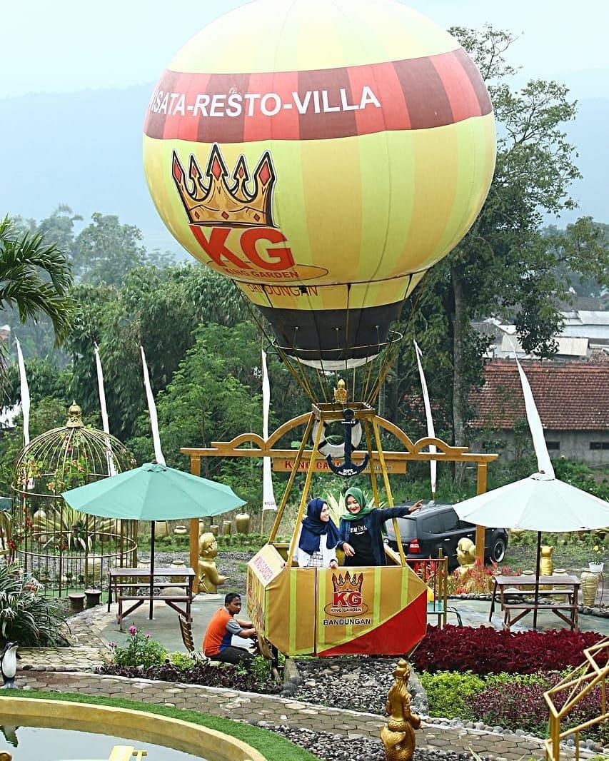 King Garden Banadungan Semarang Jawa Tengah