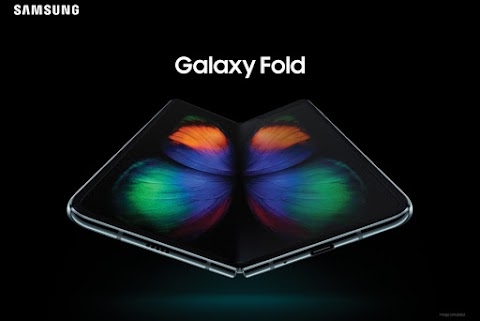 The SAMSUNG Galaxy Fold is now available in select stores