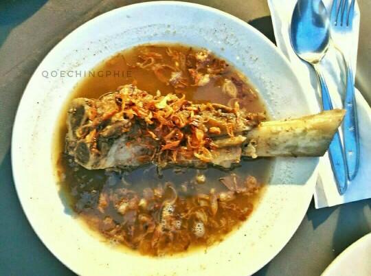 Lezatnya kuliner Nusantara Sop Konro khas Makasar