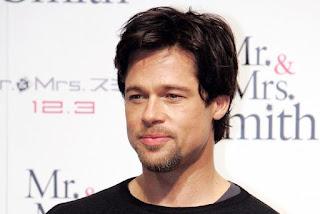 Brad Pitt With Beard