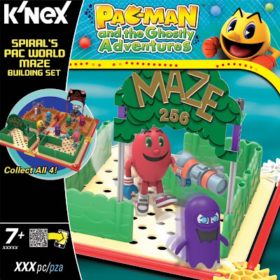 I First Person Singular Pac Man K Nex