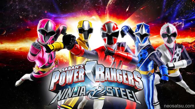 Power Rangers Ninja Steel Batch Subtitle Indonesia