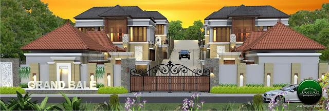 """Hunian Etnik Mewah """"Grand Bale Resort"""" di Jogja Selatan"""