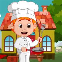Games4King Chef Boy Rescue