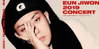 Eun Ji Won mengumumkan konser solo