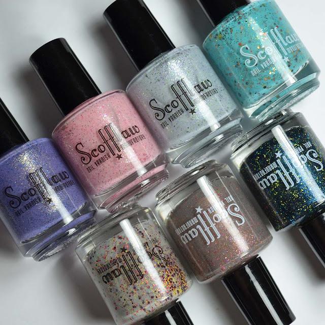 summer nail polish collection