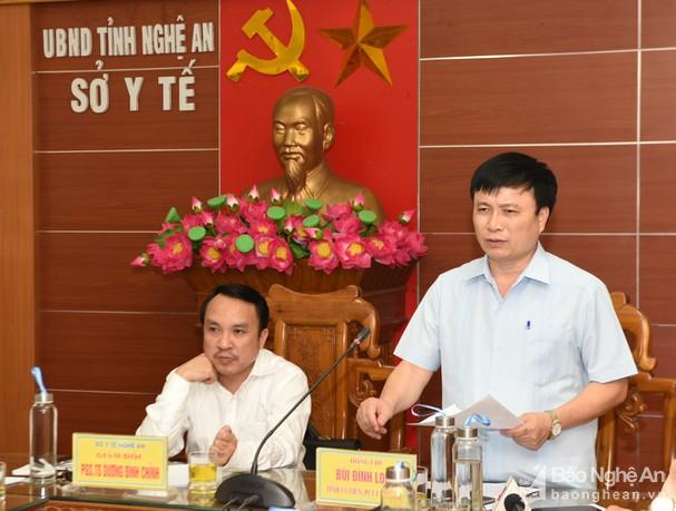 Nghệ An đang cách ly tại nhà hơn 600 người để phòng dịch Covid-19, nhiều người gặp gỡ BT Nguyễn Chí Dũng?