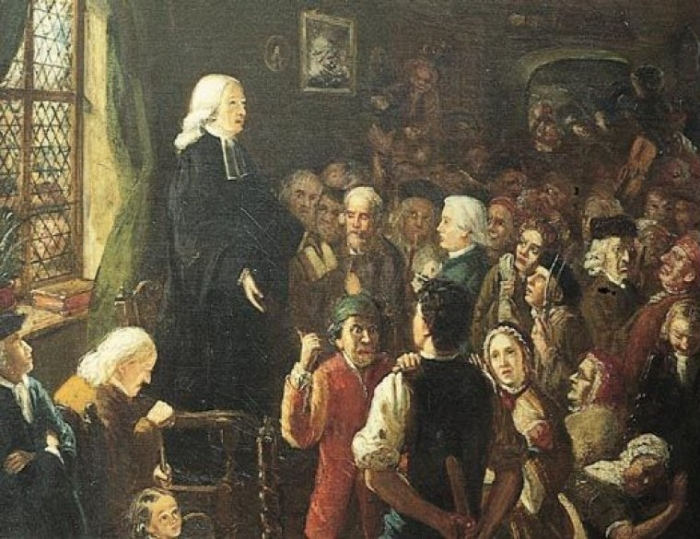 An overview of jonathan edwards sermon