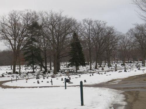 cartier cemetery