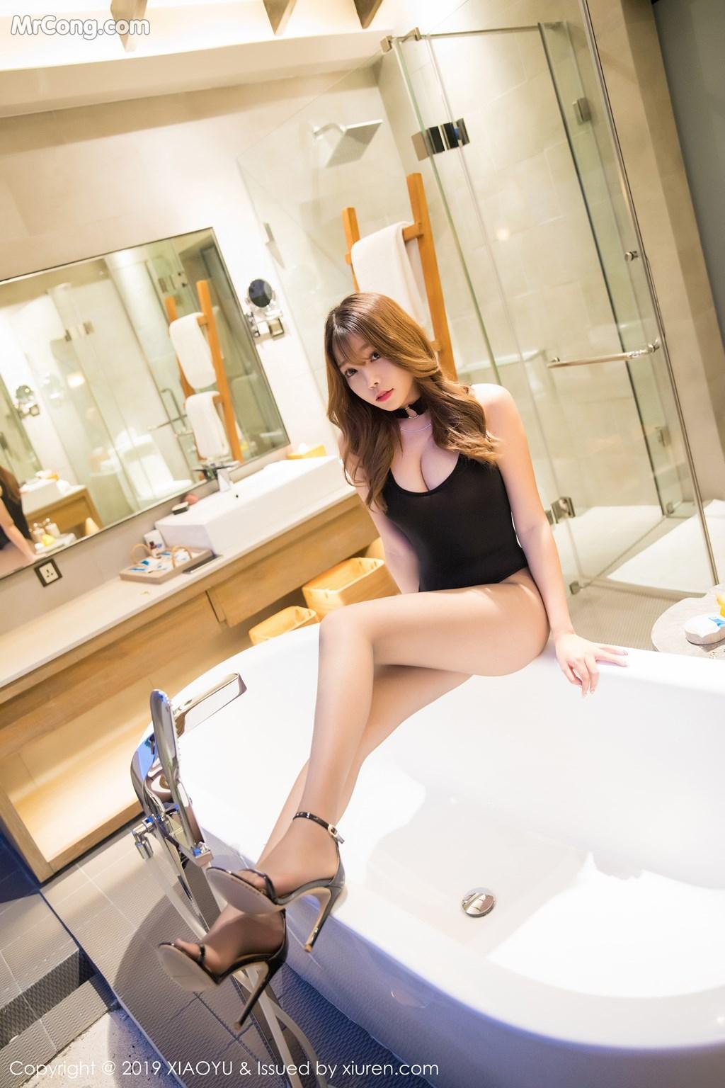 Image XiaoYu-Vol.073-Booty-Zhizhi-MrCong.com-001 in post XiaoYu Vol.073: Booty (芝芝) (63 ảnh)