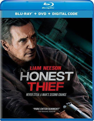Honest Thief (2020) [English 5.1ch] 720p | 480p BluRay ESub x264 750Mb | 300Mb