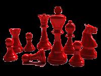 Jogo de xadrez em png