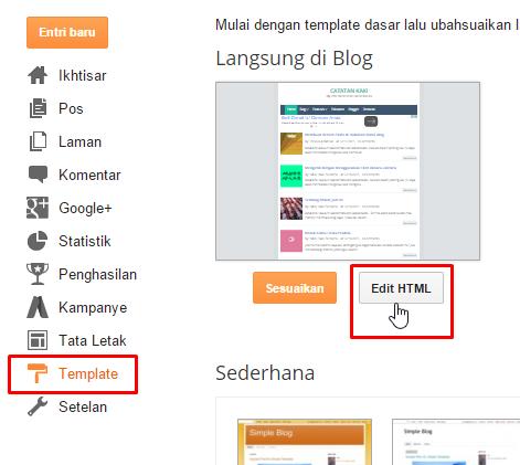Membuat Tombol Download Menarik untuk Blog