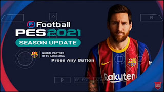 Download PES 2021 PPSSPP TM ARTS V6.0 Best Graphics Update Real HD Grass & Full Transfer