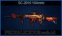 SC-2010 10Anniv