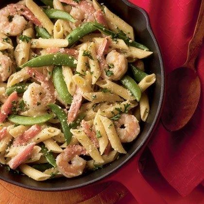 Pasta Primavera with Shrimp Recipe