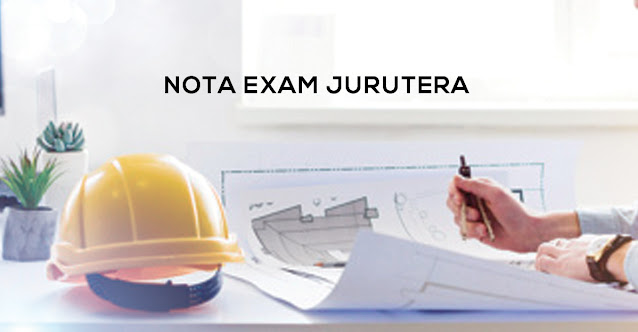 nota exam jurutera