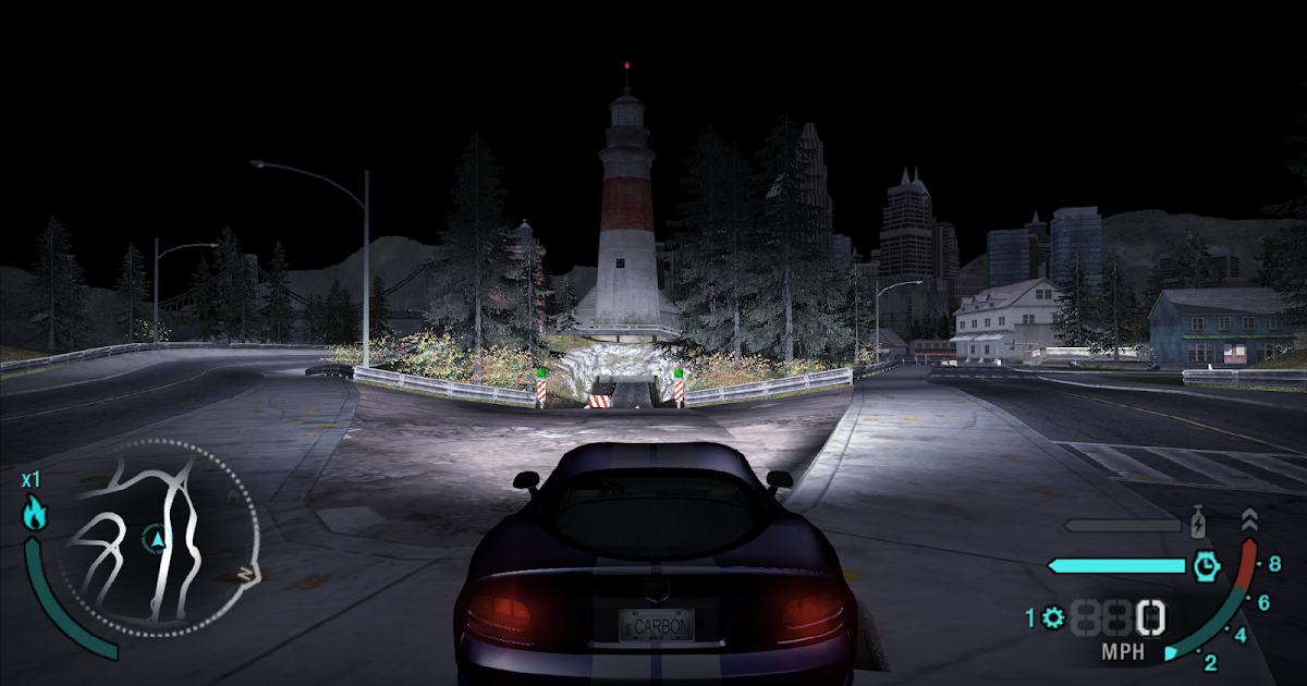 NFS-Toolkit #6 - Map conversion from Most Wanted to Carbon
